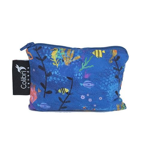 Colibri Reusable Snack Bag -Under the Sea