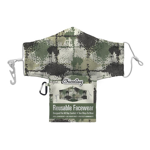 ChicoBag Non Medical Face Mask- Camo