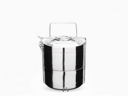 2 layer Double Walled Tiffin