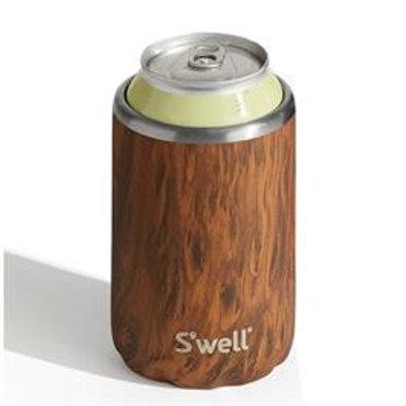 S'well Beverage Chiller - Teakwood