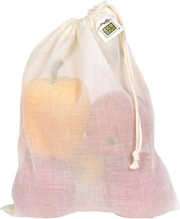 Natural Cotton Gauze Produce/Bulk Bags