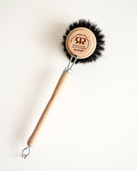 Redecker Dish Brush - Black Bristle