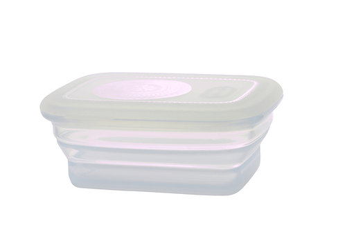 Minimal Silicone Food Container - 860 ml