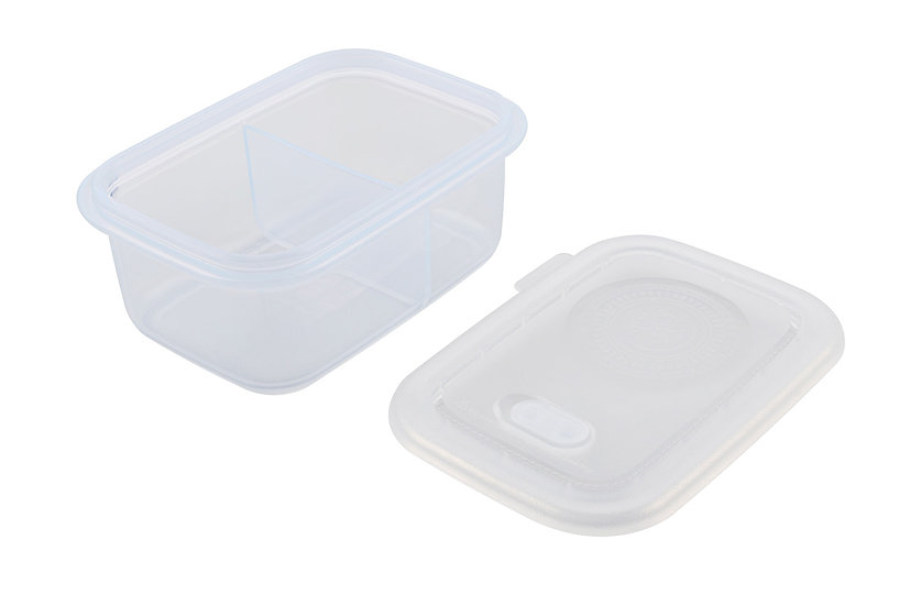 Minimal Silicone Divided Containers - 900 ml