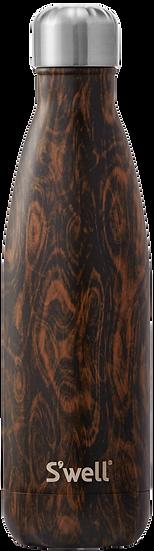 500 ml S'well Insulated Bottle - Wenge Wood