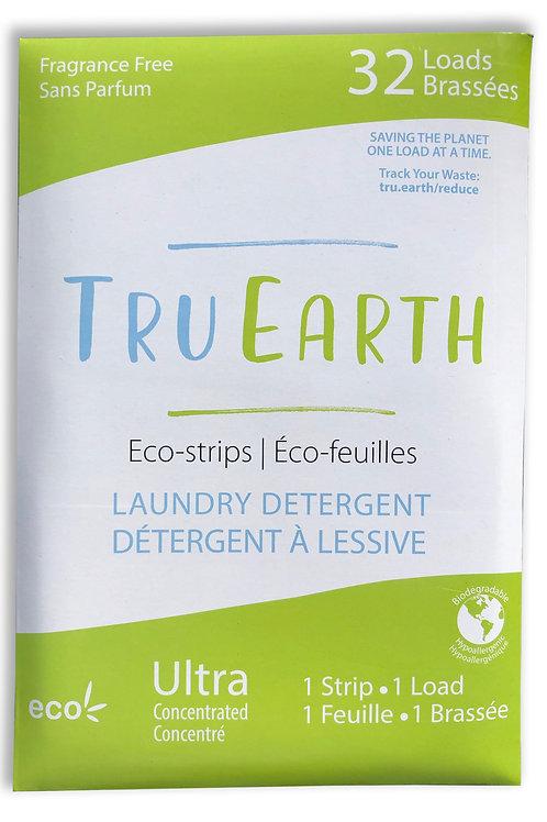 Tru Earth Eco Strips Laundry Detergent -  50 Strips Bulk