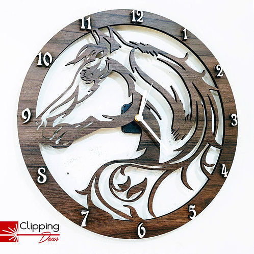 Relógio Cavalo