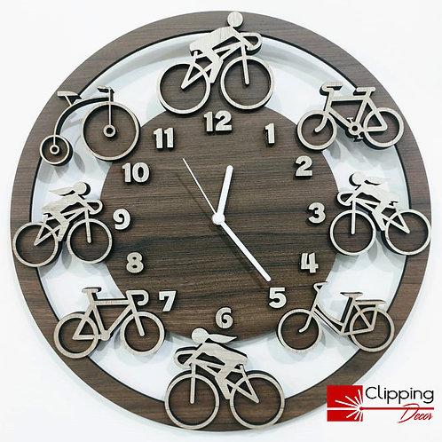 Relógio Ciclista