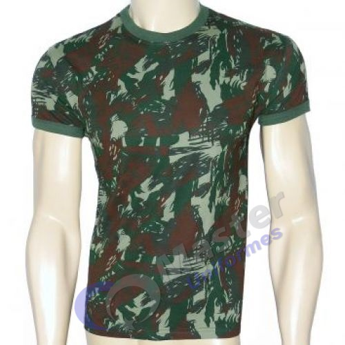 Camiseta MC Camuflada