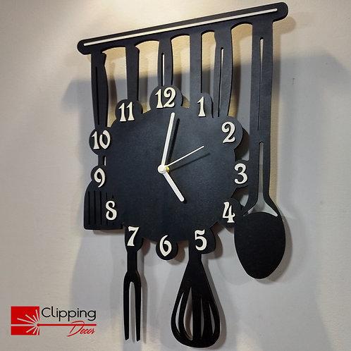 Relógio Cozinha