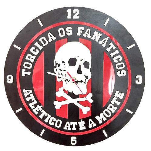 Relógio Atlético Fanáticos