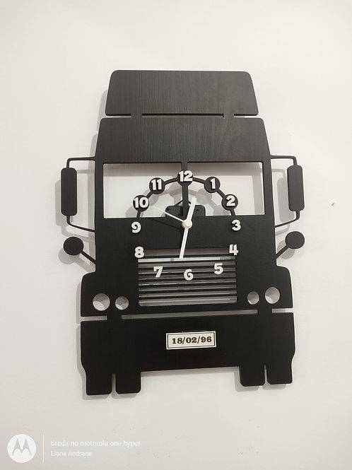 Relógio Caminhão
