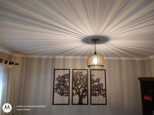 Luminária mod 11