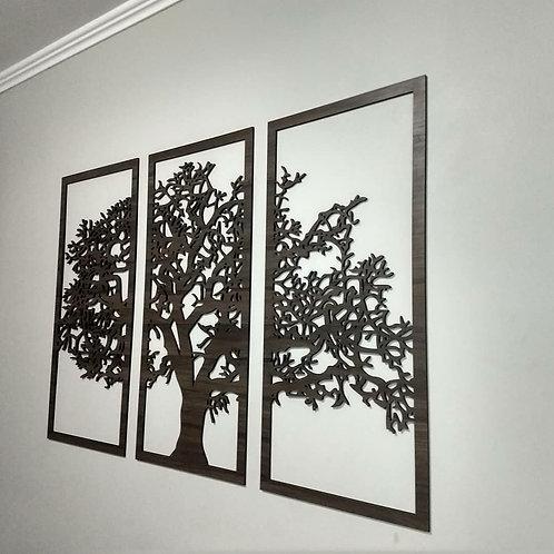 Painel Árvore da Vida