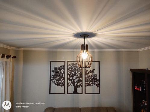 Luminária mod 08