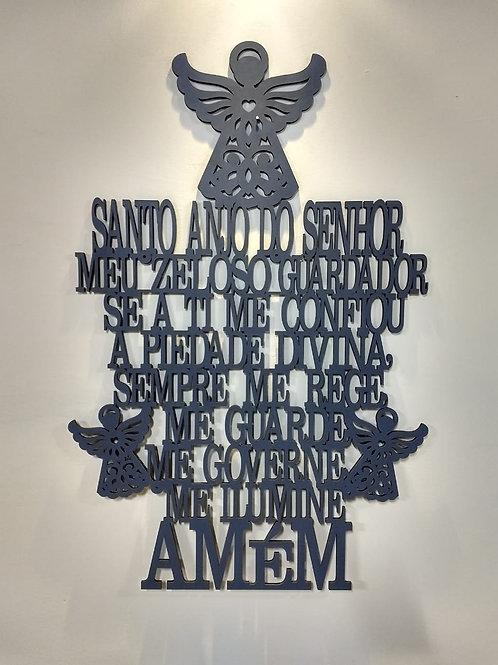 Painel Oração Santo Anjo