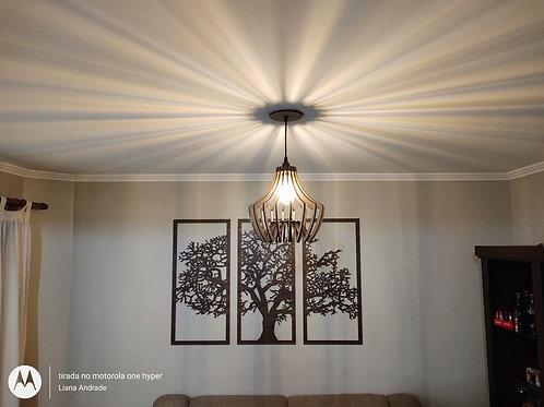 Luminária mod 06