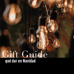 Gift Guide: qué dar en Navidad según NEWO