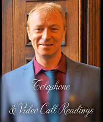 Telephone and video call readings