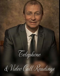 Telephone & video call readings facing R