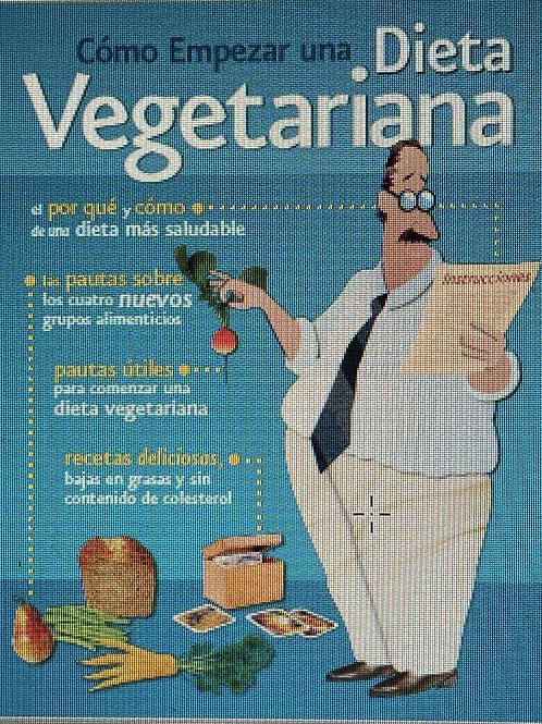 Como Empezar una Dieta Vegetariana