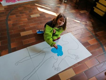 À la manière de Keith Haring