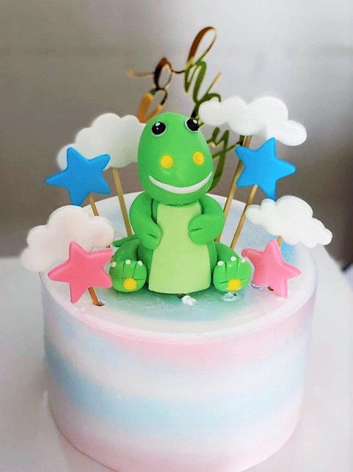 Dreamy Dino Cake