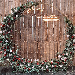 Round Arch with Whimsical Vibes_Botanico