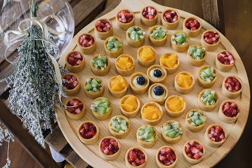 Assorted Fruit Tartlets (Bundle of 12)