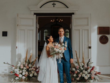Advice for Planning a Wedding During COVID-19