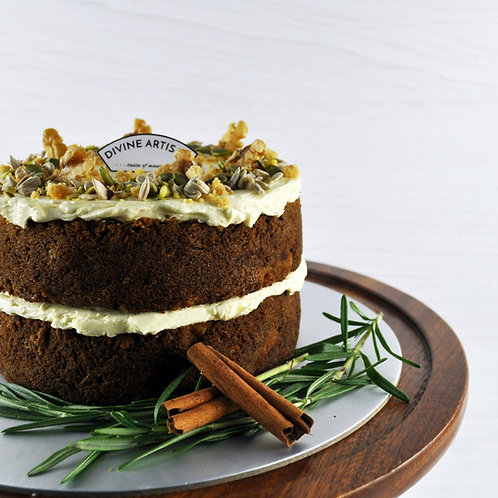 [GOURMET SELECTION] Signature Traditional American Carrot Cake