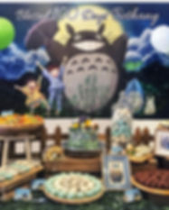 Divine Artisan Totoro Dessert Table Singapore.jpg