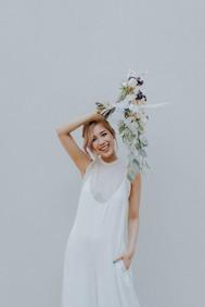 Cotton Floral Bouquet