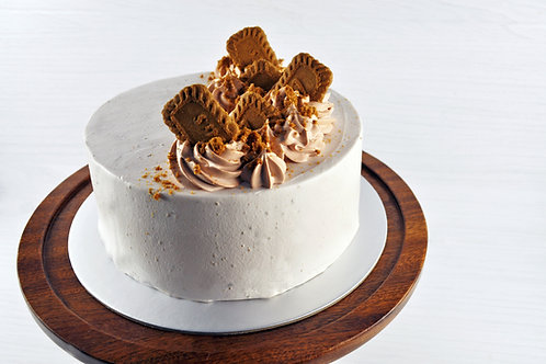 The Accidental Peanut Butter Cake