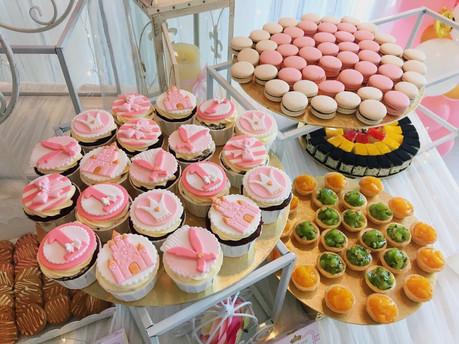 1st Birthday Party Desserts