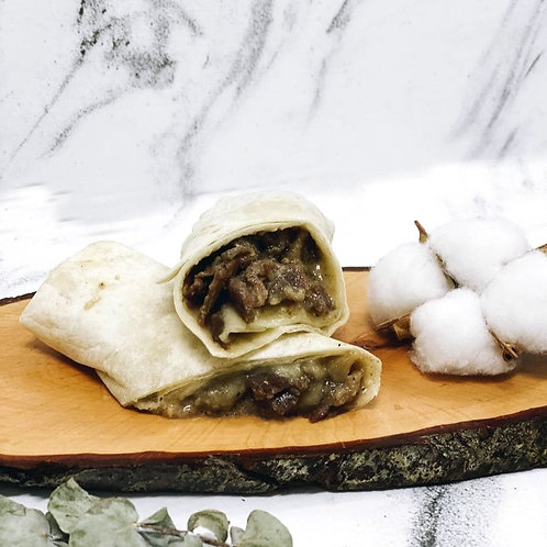 Korean Beef Bulgogi Wrap