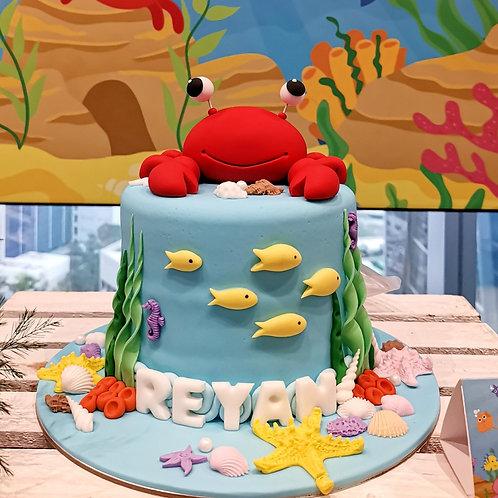 Bloop Bloop Cake