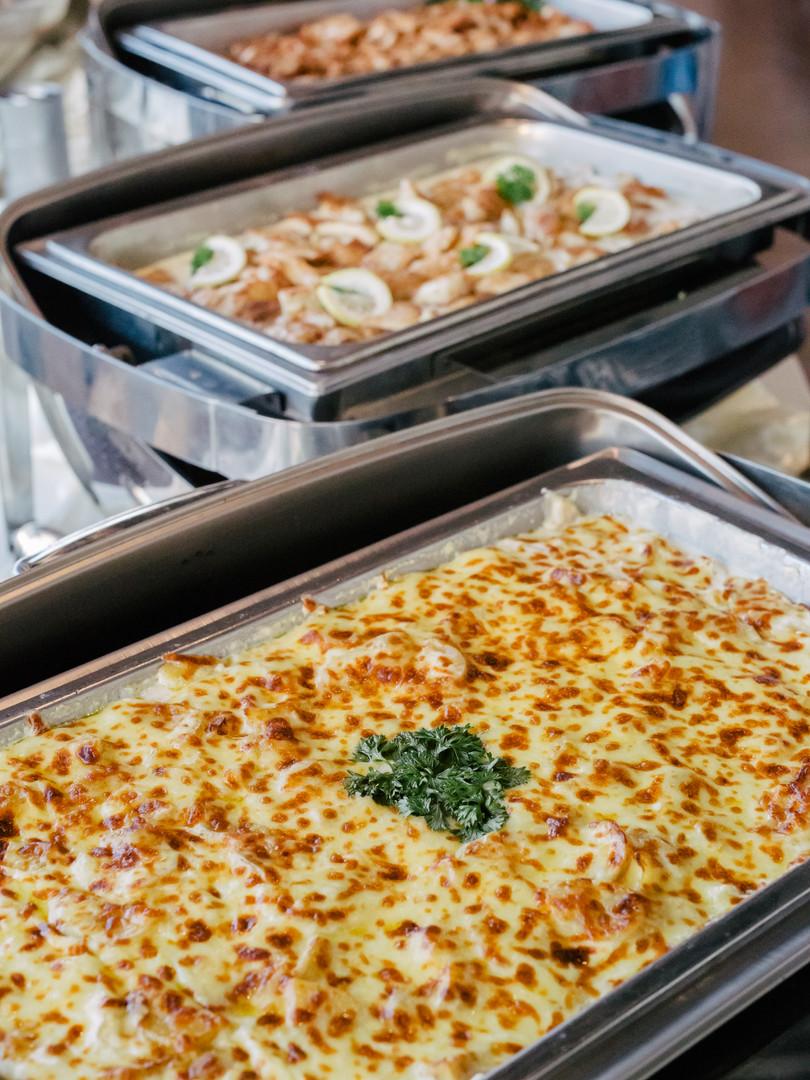 8 course premium wedding mini buffet