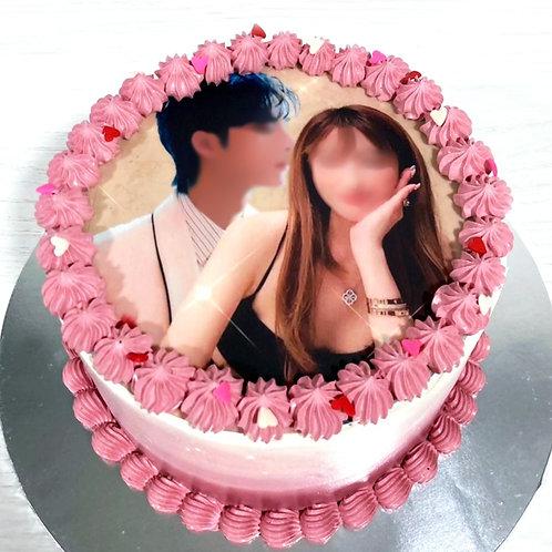 Customisable Photo Cake