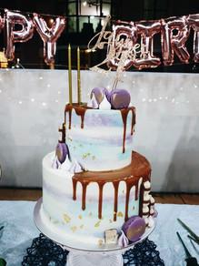 Jayne watercolour cake w topper.jpg