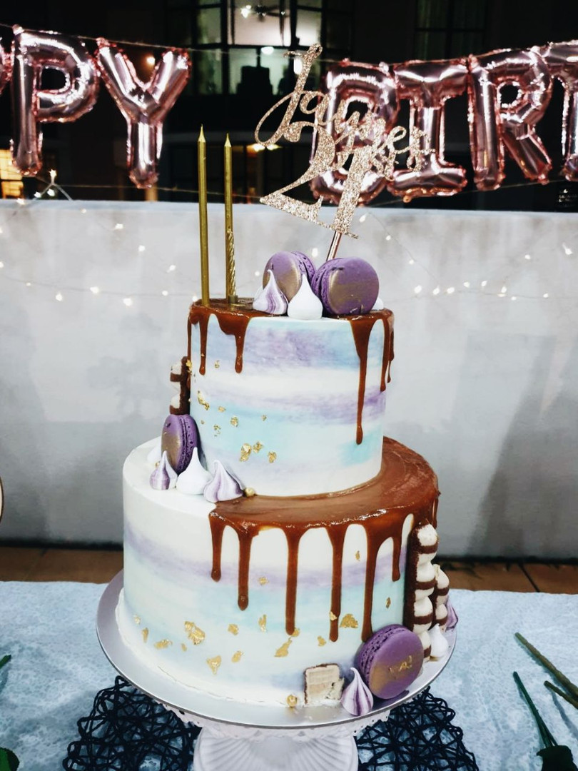 Jayne watercolour cake w topper.jpg