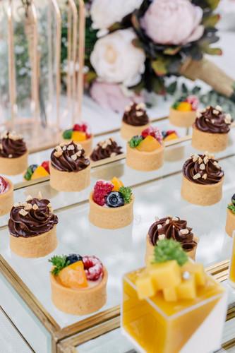 Artisanal Desserts