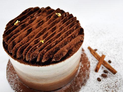 [GOURMET SELECTION] Tiramisu Ombre Cake