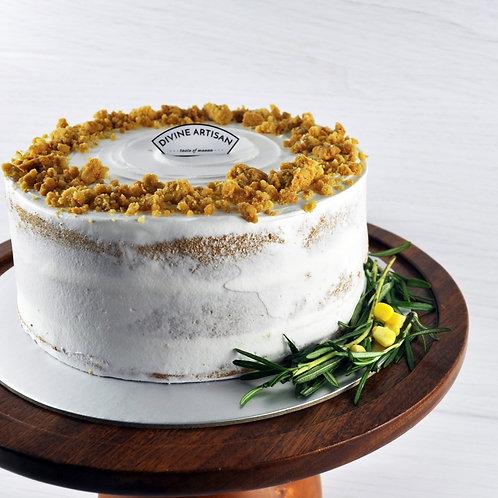 Kueh Jagung (Corn Kueh) Cake