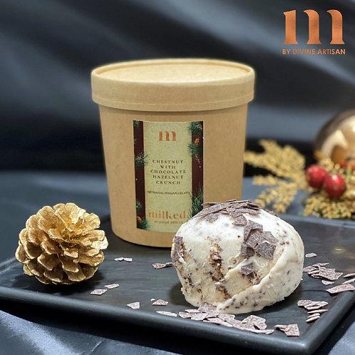 Chestnut w Chocolate Hazelnut Crunch