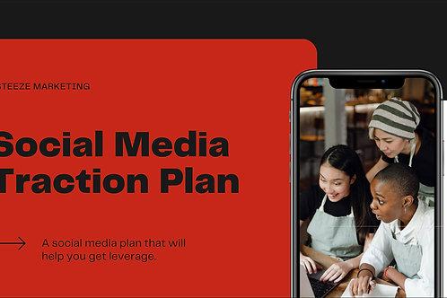 Social Media Traction Plan