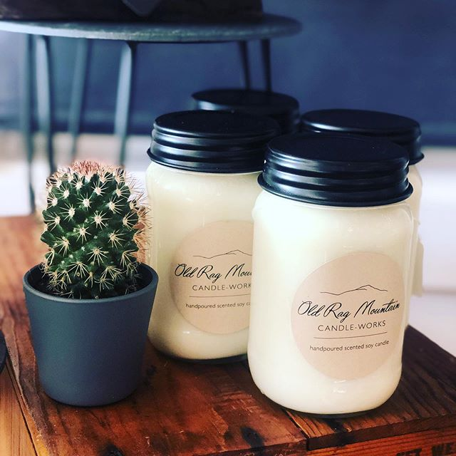 These irresistible smelling candles are