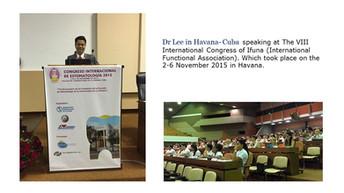 Dr Lee in Cuba