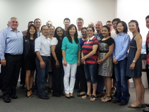 Participants of IAAD Comprehensive Orthodontic Course