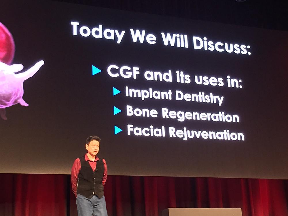CGF - Dr Ken Lee